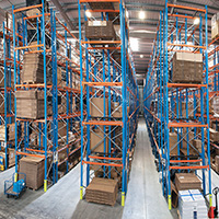 Photography: Warehouse